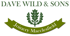 Dave Wild and Sons Logo - Joinery Macclesfield